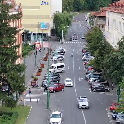 Street Delivery Brașov