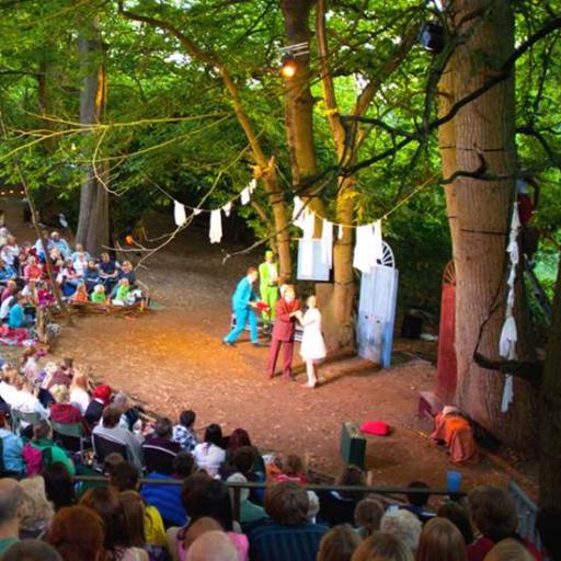 """Teatru """"Pădurea Fermecată"""""""